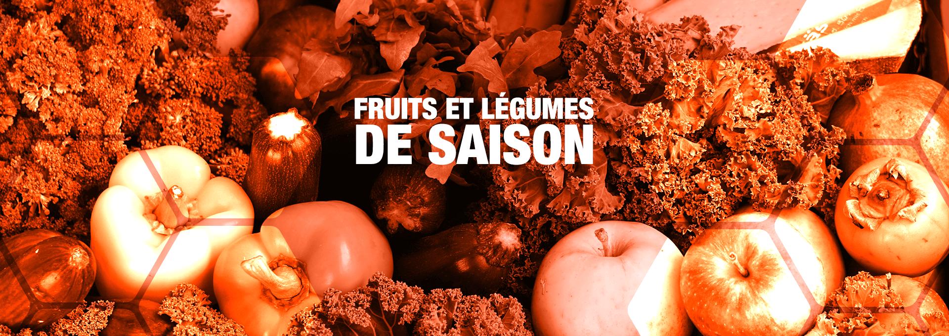 consommer autrement fruits et légumes de saison