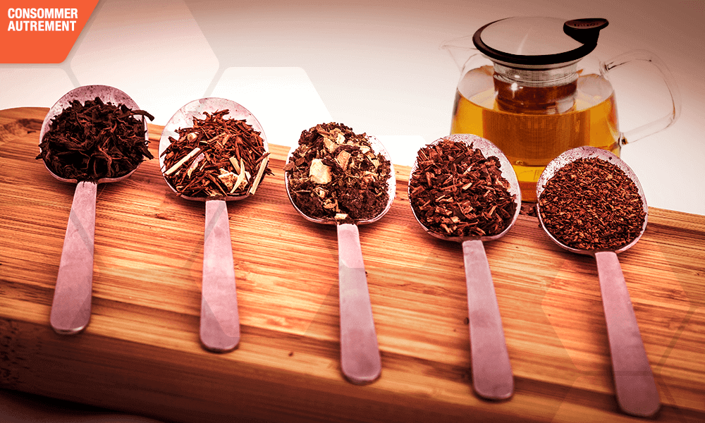 consommer autrement sachet thé vs thé en vrac