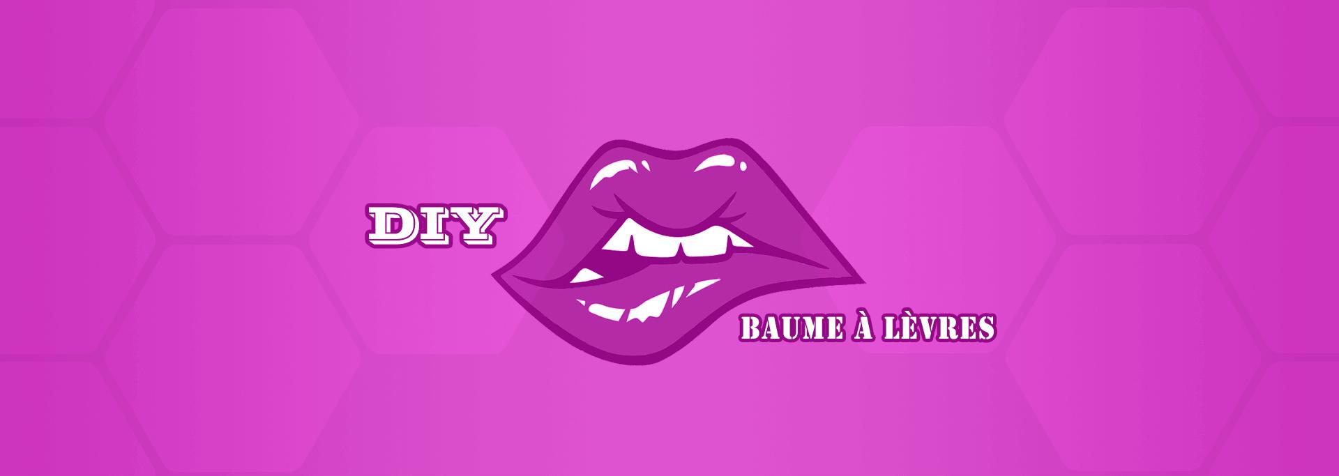 diy baume à lèvres