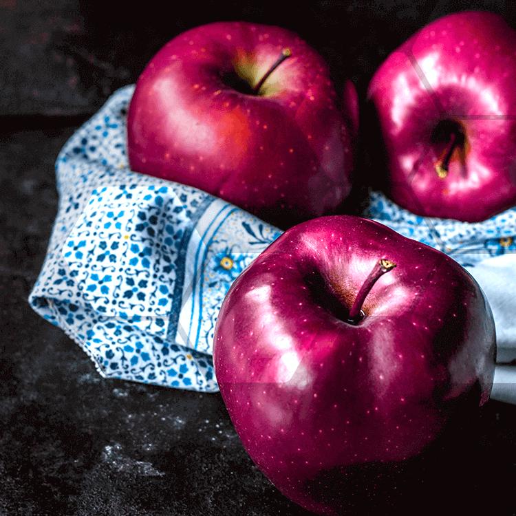 diy chips d'épluchures de pommes