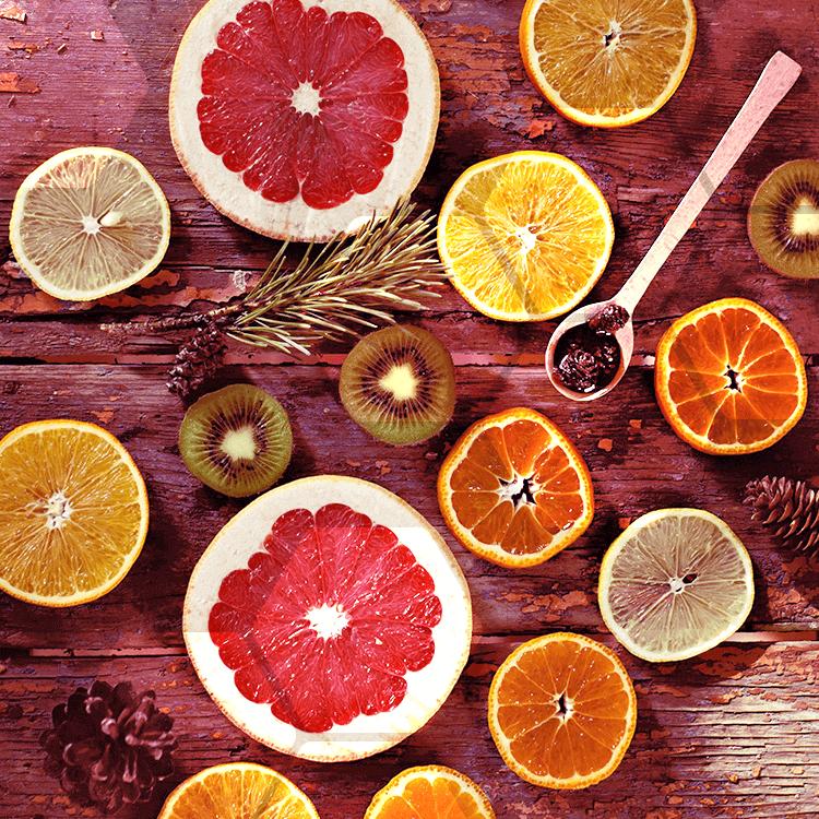 diy poudre zeste citron