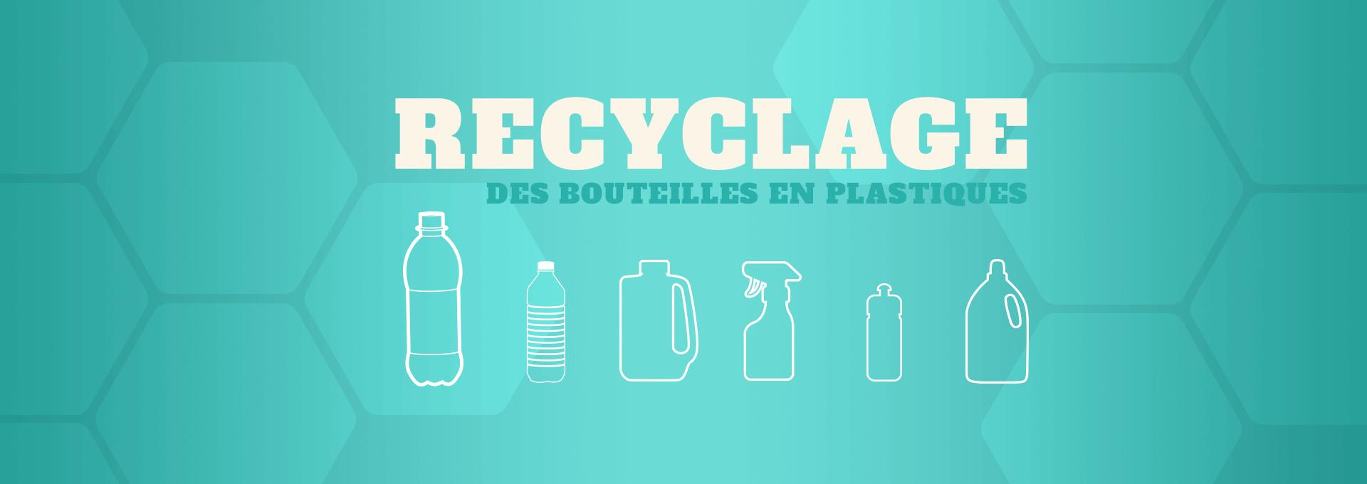 tri & déchets recyclage bouteilles plastiques
