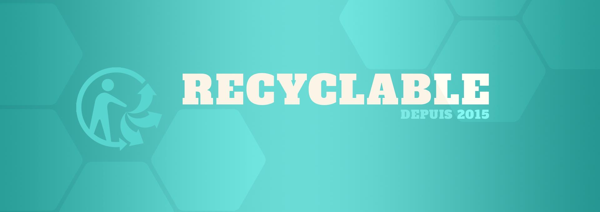 tri & déchets les logos du recyclage