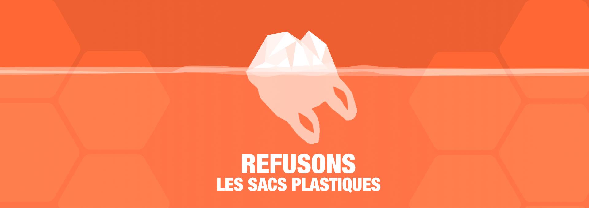 consommer autrement refusons les sacs plastiques