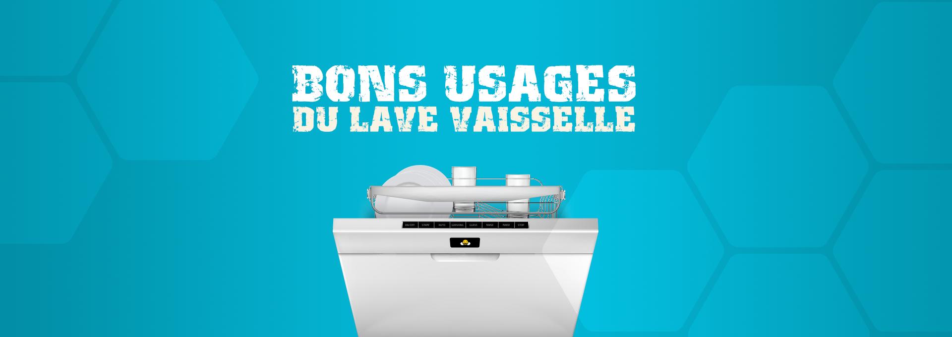 énergie bons usages du lave vaisselle