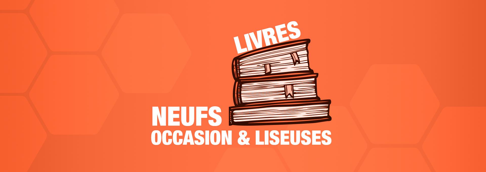 consommer autrement livres neufs occasion liseuses