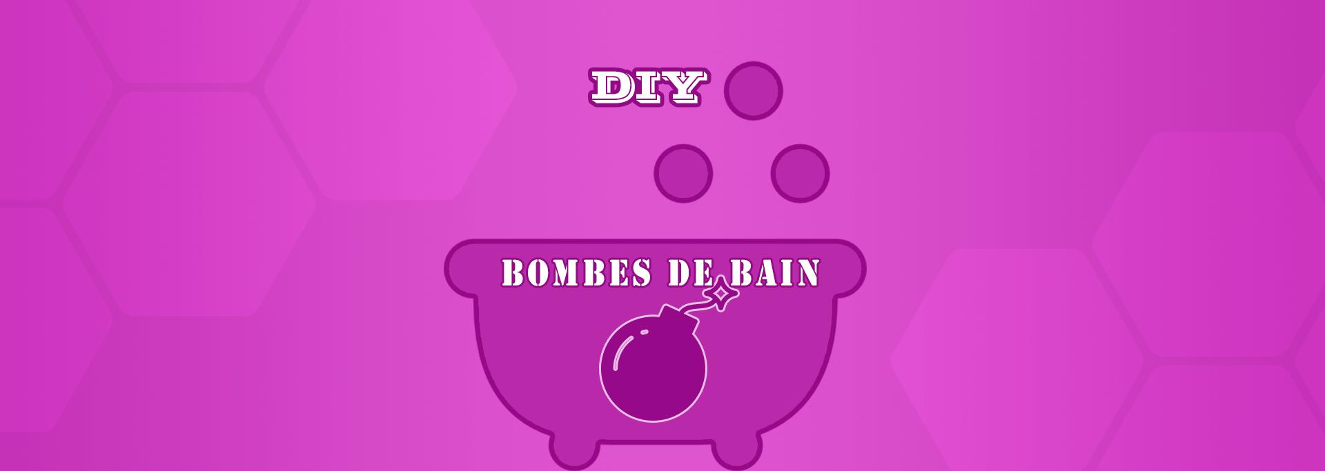 diy bombes de bain