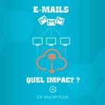 énergie emails quel impact ?
