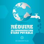 énergie réduire consommation eau potable